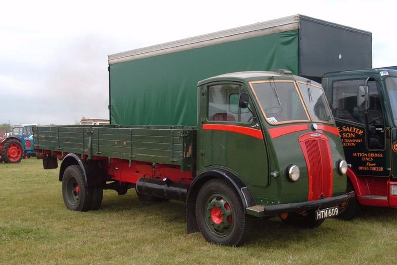Ccmv Classic Commercial Motor Vehicles Morris Commercial