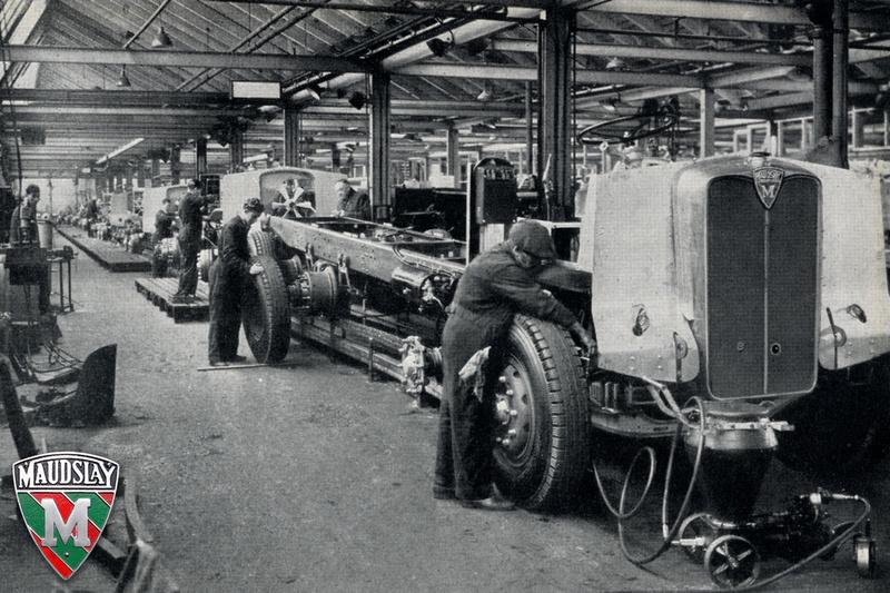 Ccmv Classic Commercial Motor Vehicles Maudslay Mk Iiia