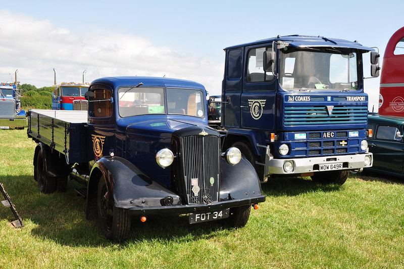 ccmv classic commercial motor vehicles