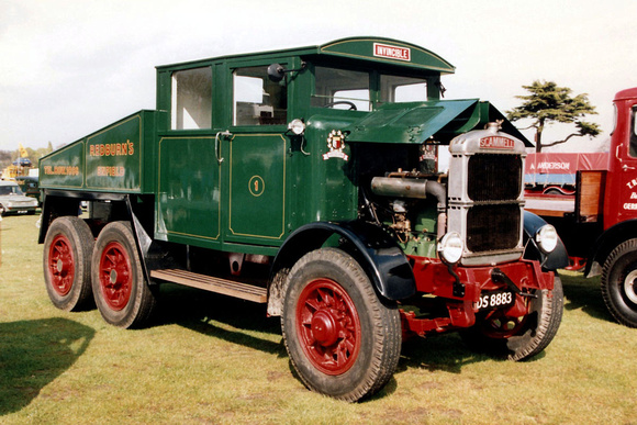 1929 Scammell DS8883
