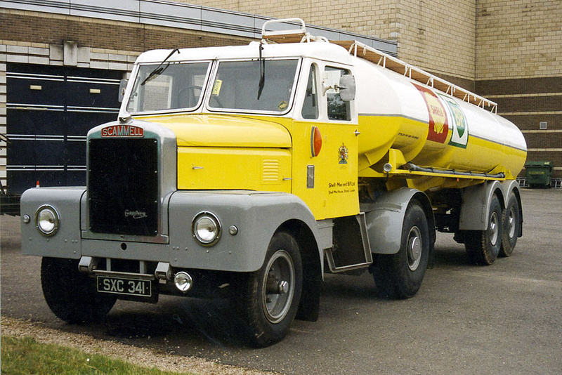 ccmv classic commercial motor vehicles scammell highwayman