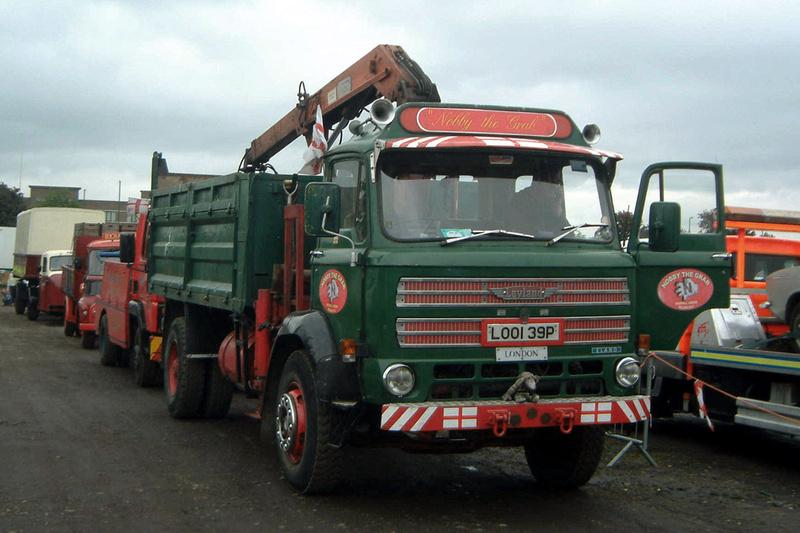 Ccmv Classic Commercial Motor Vehicles Leyland Eland