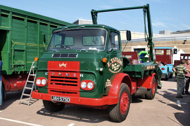 Ccmv Classic Commercial Motor Vehicles Commer C Series