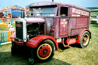 1946 Scammell Showtrac (No 8) DDT181