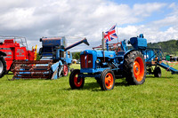 Ransomes combine
