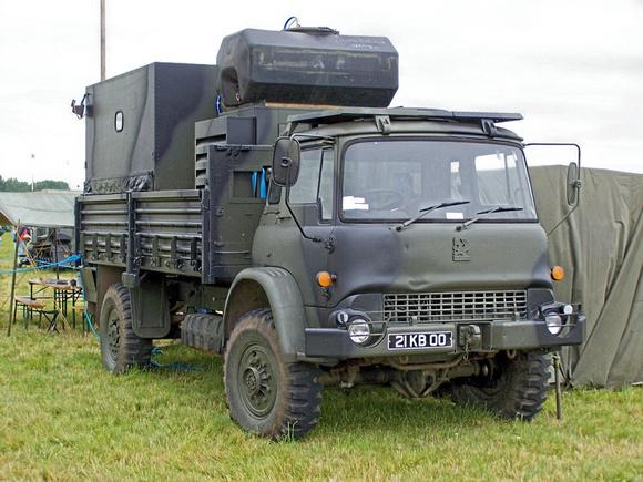 Ccmv Classic Commercial Motor Vehicles Bedford Mk Mf