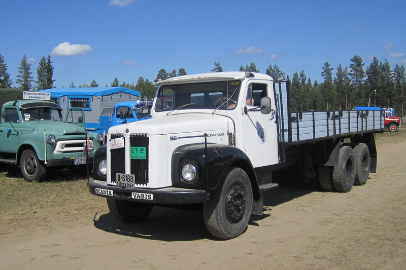 Ccmv Classic Commercial Motor Vehicles Scania L