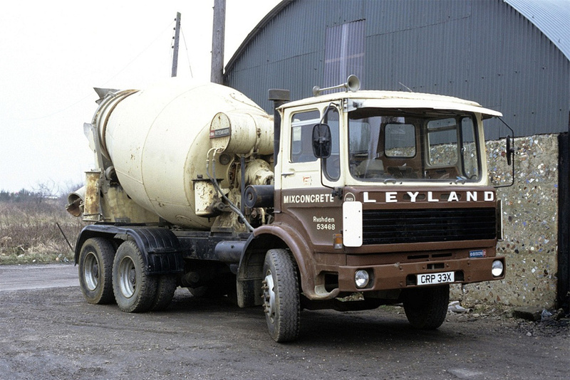 Ccmv Classic Commercial Motor Vehicles Leyland Bison