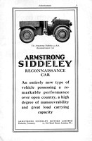 1930 Armstrong Siddeley advertisement