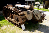 Tracked Fordson Model N
