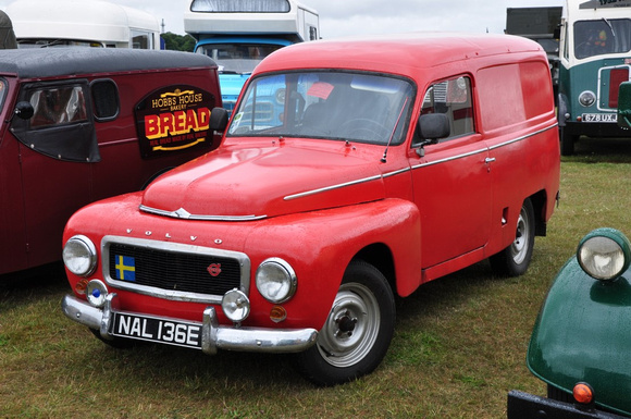 Ccmv Classic Commercial Motor Vehicles Volvo 1967