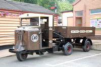 1937 Scammell 3-ton Mechanical Horse DHT717