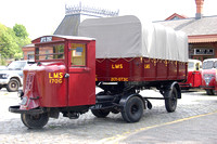 1944 Scammell_3-ton Mechanical Horse JFO392