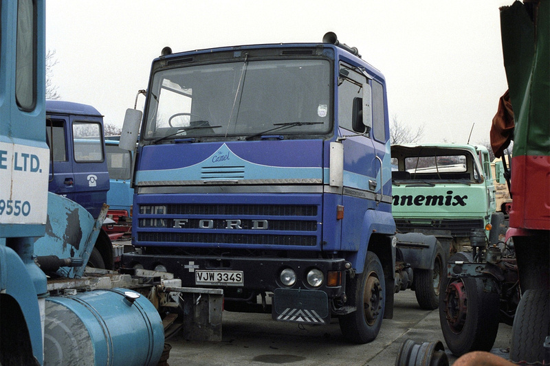 Ccmv Classic Commercial Motor Vehicles Ford Transcontinental