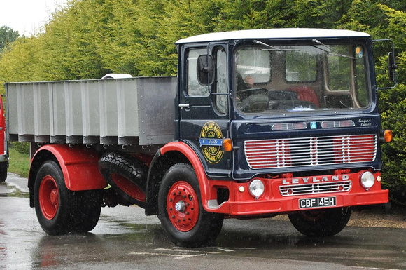 Ccmv Classic Commercial Motor Vehicles Leyland Comet