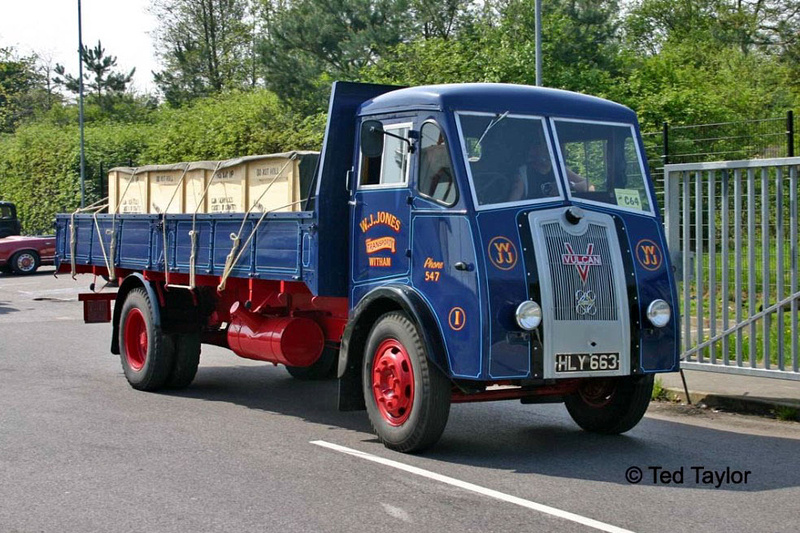 Ccmv Classic Commercial Motor Vehicles Vulcan