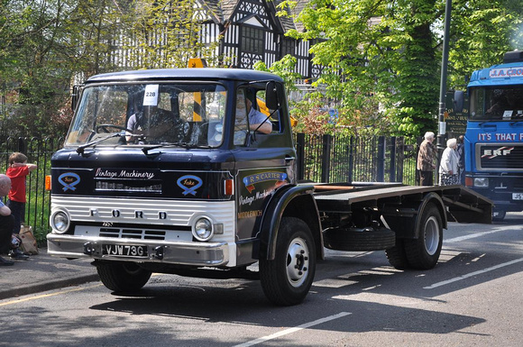 Ccmv Classic Commercial Motor Vehicles Ford D Series
