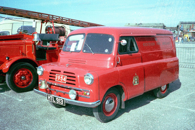 Ccmv Classic Commercial Motor Vehicles Bedford Ca