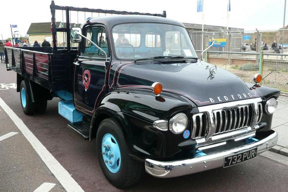 Ccmv Classic Commercial Motor Vehicles Bedford J1 J2