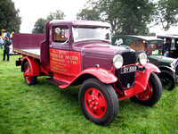 1934 Fordson BB SY5169