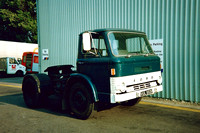 1968 Ford D VUL553G
