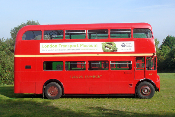 Routemaster No 1
