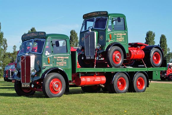 Ccmv Classic Commercial Motor Vehicles Aec Mammoth Major