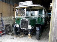 1929 Maudslay ML3 FJ6154