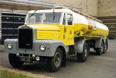 Ccmv classic commercial motor vehicles scammell highwayman for Commercial motor vehicle definition