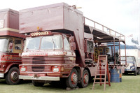 1973 Scammell Routeman MOY351L